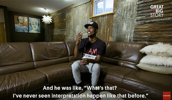 Meet the Man Bringing Hip-Hop to the Deaf