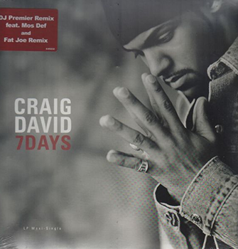 7 Days by Craig David